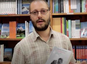 Stefano Tringali della Libreria Aubert