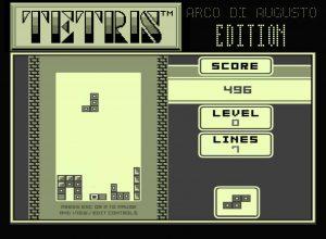 Tetris Arco