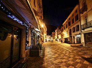 Via De Tillier - Foto di Massimiliano Riccio
