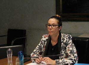 La deputata Elisa Tripodi - immagine d'archivio