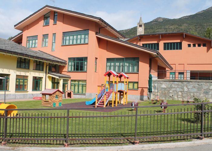 scuola di Bret di Saint-Christophe