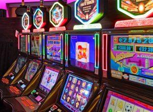 Slot Machine, sale gioco, azzardopatia