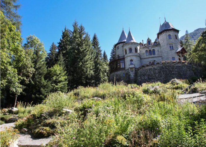 Gressoney-Saint-Jean, Castel Savoia