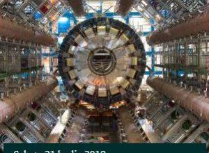 Courmayeur - conferenza sul CERN