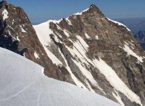Il luogo della tragedia  - Foto di Michele Cucchi, guida alpina di Alagna