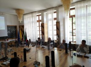 conferenza stampa Courmayeur