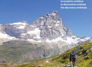 La copertina del libro Valle d'Aosta, la scoperta continua