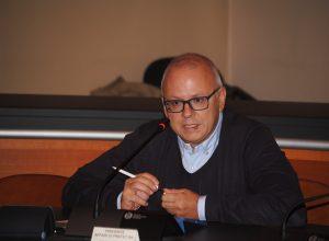 Vitaliano Vitali, dirigente regionale degli Affari di Prefettura