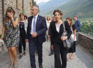 Chantal Certan, Paolo Sammaritani e Nicoletta Spelgatti