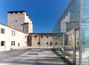 Conservatoire de la Vallée d'Aoste - Aosta.