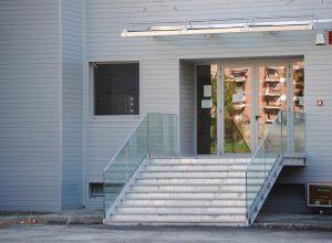 Itpr, entrata principale