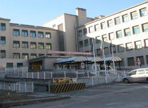 L'ospedale regionale Umberto Parini