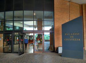 Palazzo giustizia Torino