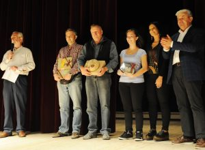 Premiazione Concours Pan Ner 2017