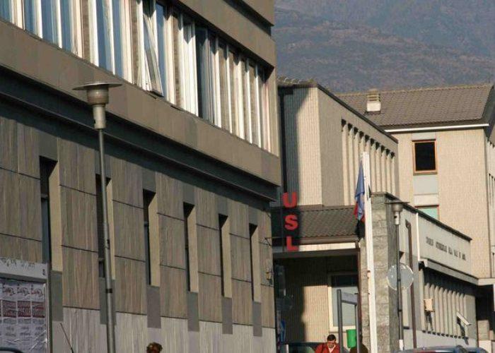 Sede dell'USl della Valle d'Aosta