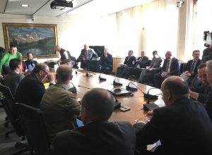 Incontro sindacati e governo sul Casinò