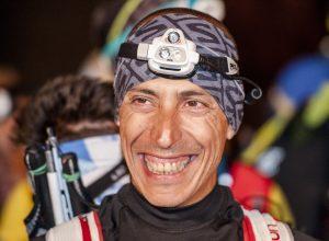 Giuliano Cavallo al partenza del TotDret - Foto Giacomo Buzio