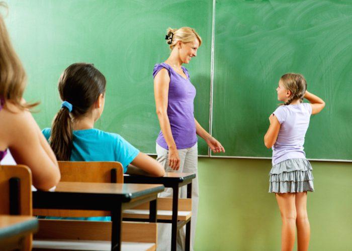 Scuola, insegnanti, alunni