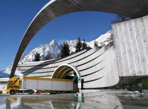 Tunnel del Monte Bianco