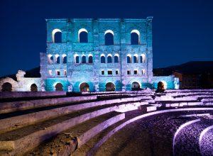 Teatro Romano (foto di Enrico Romanzi)