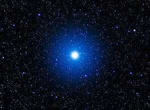 Vega, la stella più brillante della costellazione della Lira